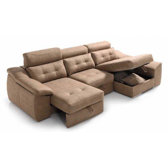 Sofa chaisslongue texy sof s muebles en fuerteventura y - Sofas baratos en guipuzcoa ...
