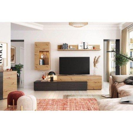 MUEBLE TV CON PATAS
