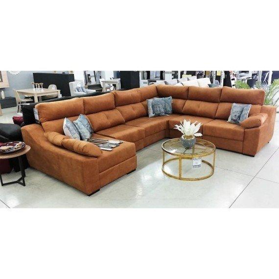 Sofa cama chaisslongue muebles laver muebles en lanzarote y fuerteventura - Sofa camif ...